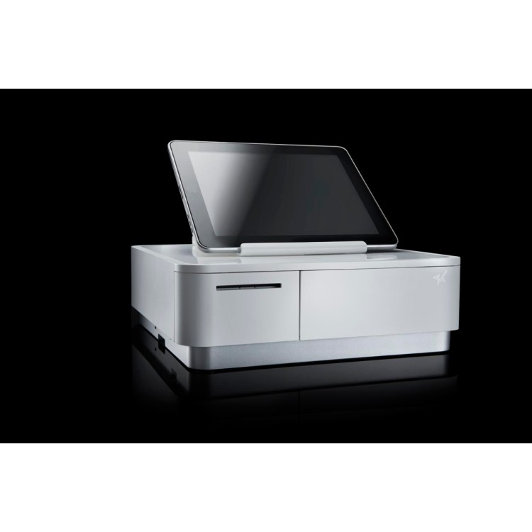 Star mPOP Combined Receipt Printer and Cash Drawer